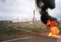 Oil Refinery - Environmental Division